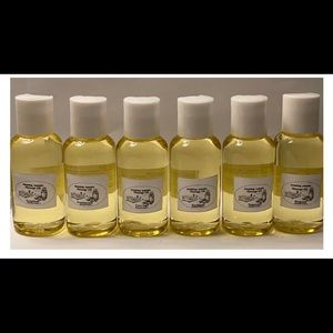 6 count Massage oil bundle